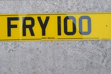 Other Other Number plate