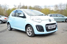 Citroen C1 1.0i (68bhp) Edition Hatchback 3d 998cc