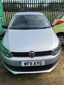 Volkswagen Polo 1.2 (60ps) S Hatchback 5d 1198cc